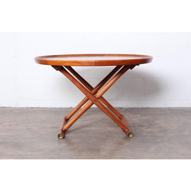 Egyptian Table by Mogens Lassen for A.J. Iversen - Image 6 of 10