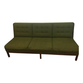 Proctor & Sons Replica Knoll Armless Sofa