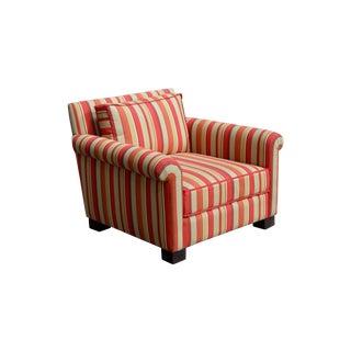 Custom Sunbrella Upholstered Club Chair