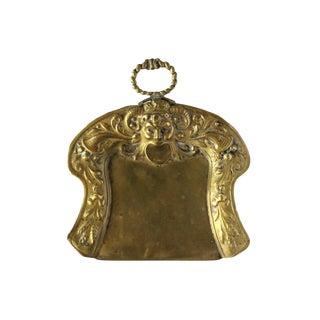 Victorian Brass Crumb Pan
