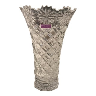 Waterford Crystal Daisy Vase