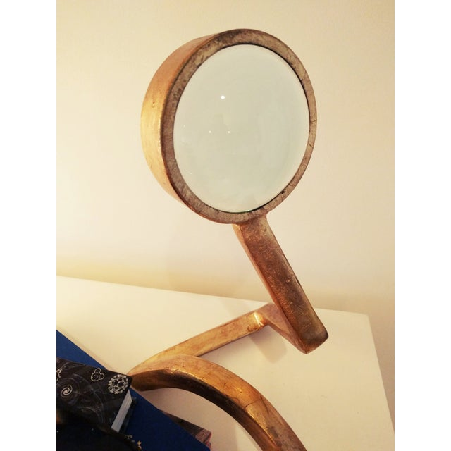 Image of Magnifying Glass Decorative Object