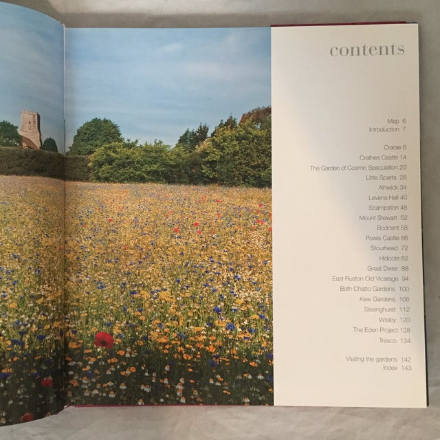"""""""Great Gardens of Britain"""" Book - Image 3 of 9"""