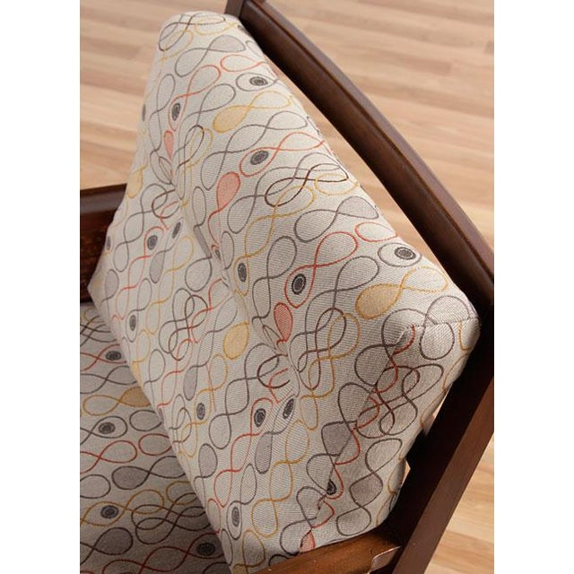 Milo Baughman Perspective Chairs - Pair - Image 3 of 5