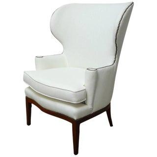 Edward Wormley for Dunbar Mid-Century Wing Chair