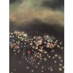 "Image of Bryan Boomershine ""La Lights"" Oil Painting"