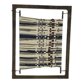 Unfinished Loom Weaving Wall Art