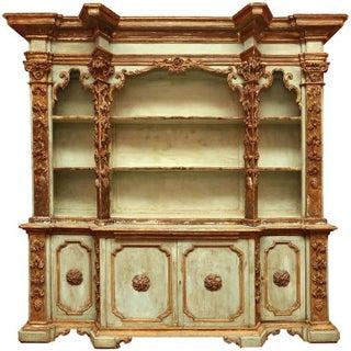 Antique Baroque Cabinet