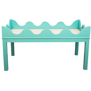 Oomph Hobe Sound Turquoise Coffee Table