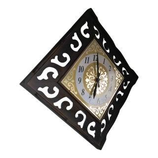Vintage Mid-Century Wall Clock
