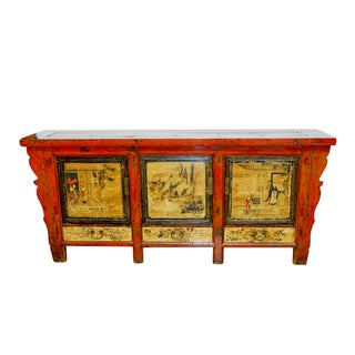 19th Century Chinese Server Sideboard Buffet