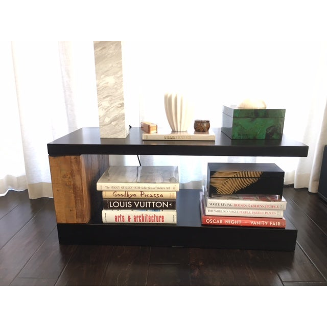 Rustic Modern Coffee Table - Image 5 of 6