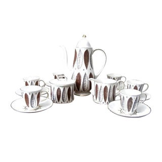 Mid-Century Susie Cooper Coffee Set - Set of 15