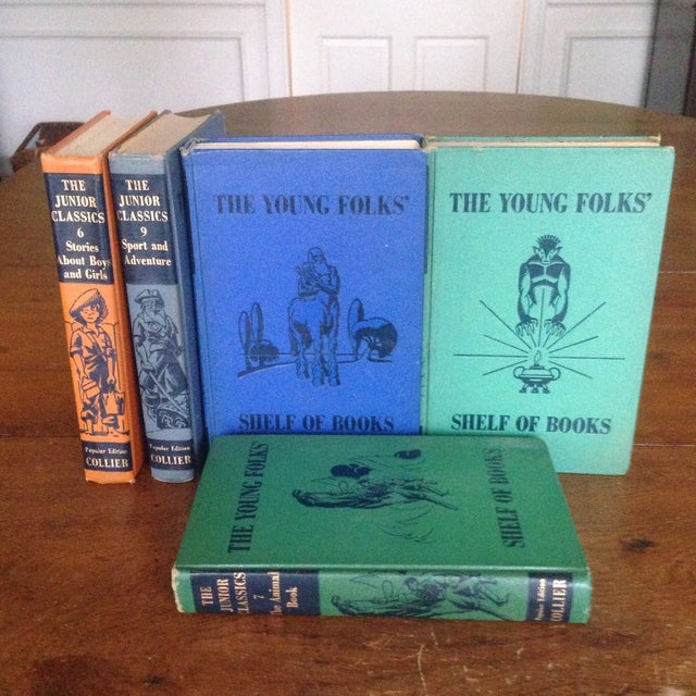 Mid-Century Children's Book Collection - Set of 5 - Image 10 of 11