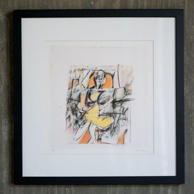 slant select -- Willem de Kooning - Image 3 of 3