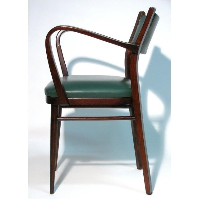 Italian Bentwood Armchair - Image 4 of 7