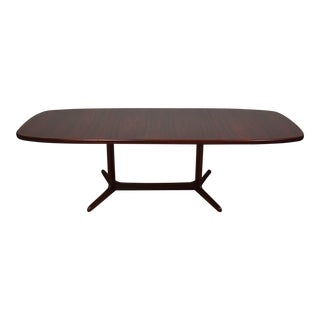 Rasmus Danish Rosewood Dining Table