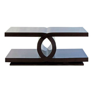 Channel Coffee Table