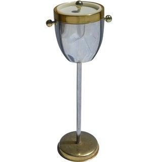 Standing Mid-Century Ice Bucket