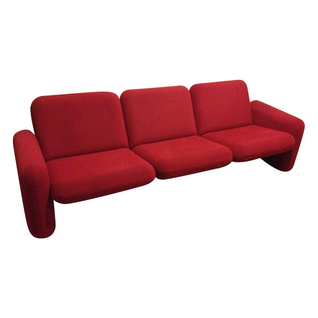 Image of Ray Wilkes for Herman Miller Chiclet Sofa