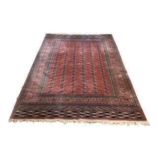 Pakistani Bokhara Wool Rug - 8′2″ × 11′10″