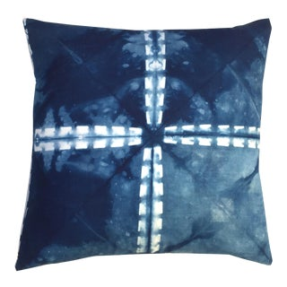 Vife Shibori Pillow