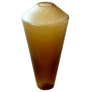 Art Glass Vase by Salviati
