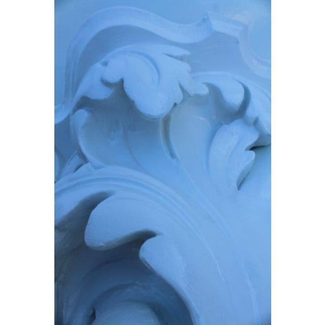 Serge Roche Vintage Plaster Wall Bracket - Image 9 of 11
