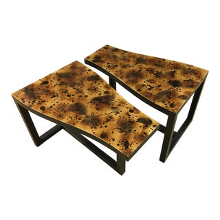 Kittinger Mid-Century Modern Tables - A Pair