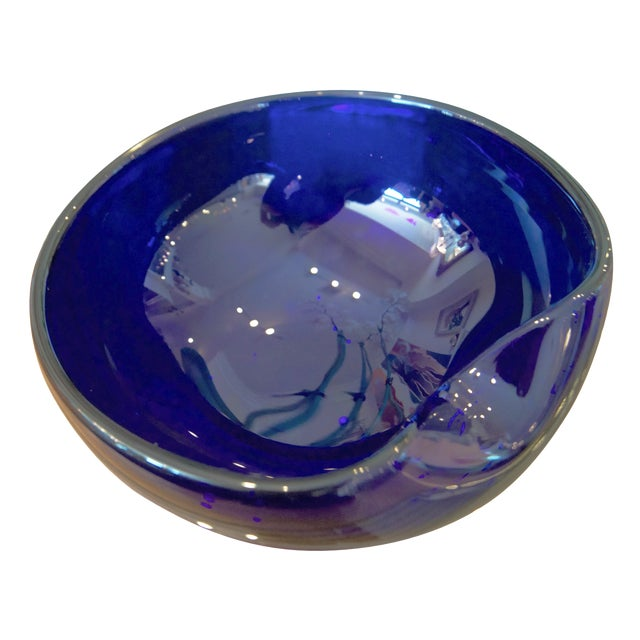 Image of Elsa Peretti for Tiffany & Co. Thumbprint Bowl