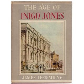 The Age of Inigo Jones Book