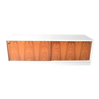 Swedish Modern Low Cabinet