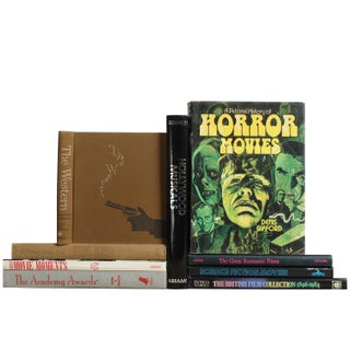 At The Movies Books - Set of 9