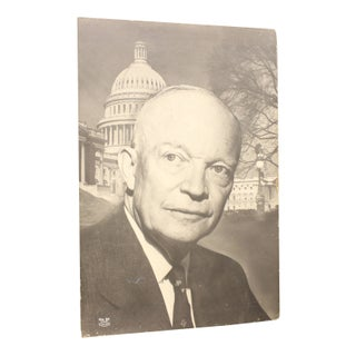 1950's President Eisenhower Convention Portrait