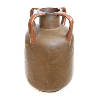 Brass and Copper Vessel