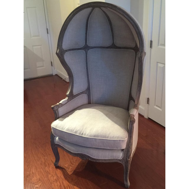 Restoration Hardware Versailles Dome Chair - Image 2 of 10