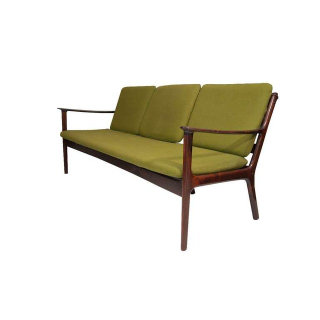 Ole Wanscher Rosewood Sofa and Chair Set - Image 4 of 10