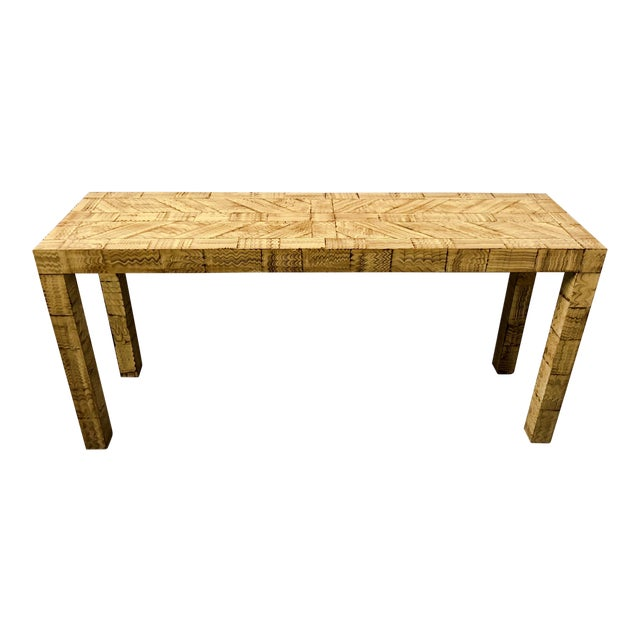 James Mont Style Console Table - Image 1 of 6