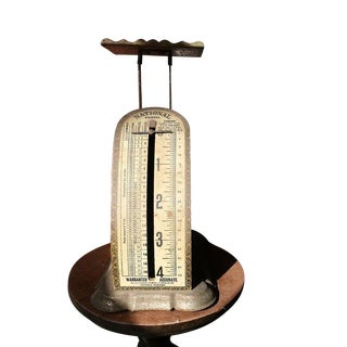 Pelouze Mfg Co, Chicago Antique Letter Scale