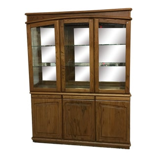 Wambold China Buffet Hutch