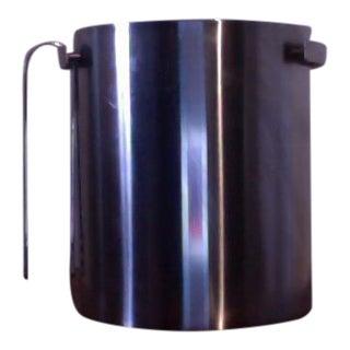 """Vintage Arne Jacobsen """"Cylinda"""" Ice Bucket & Tongs"""