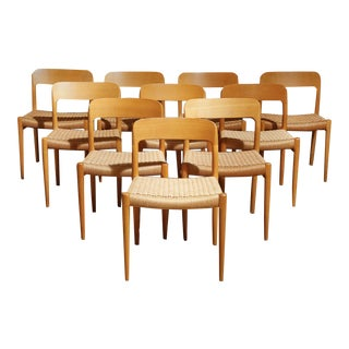 Model 75 Niels Moller Chairs - 10