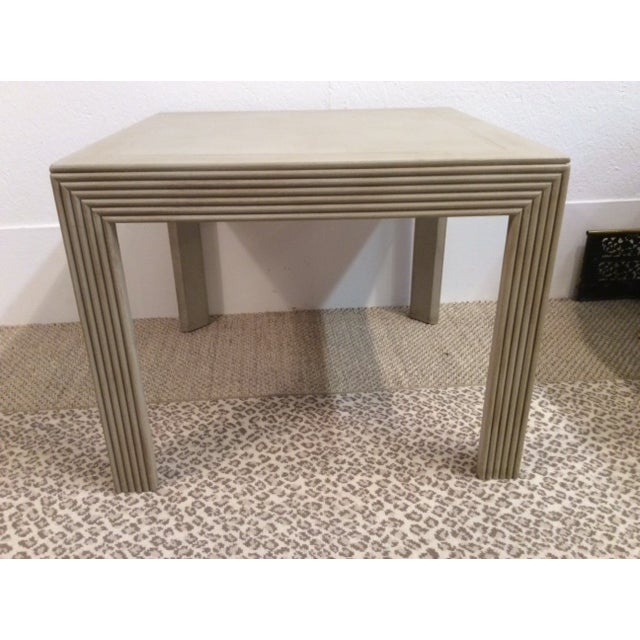 Image of Lane Mid-Century End Table