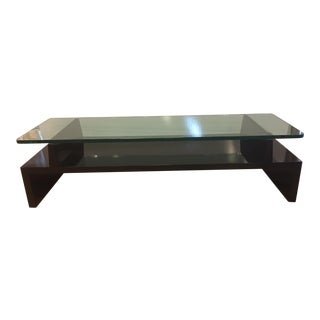 Tommi Parzinger Modern Coffee Table