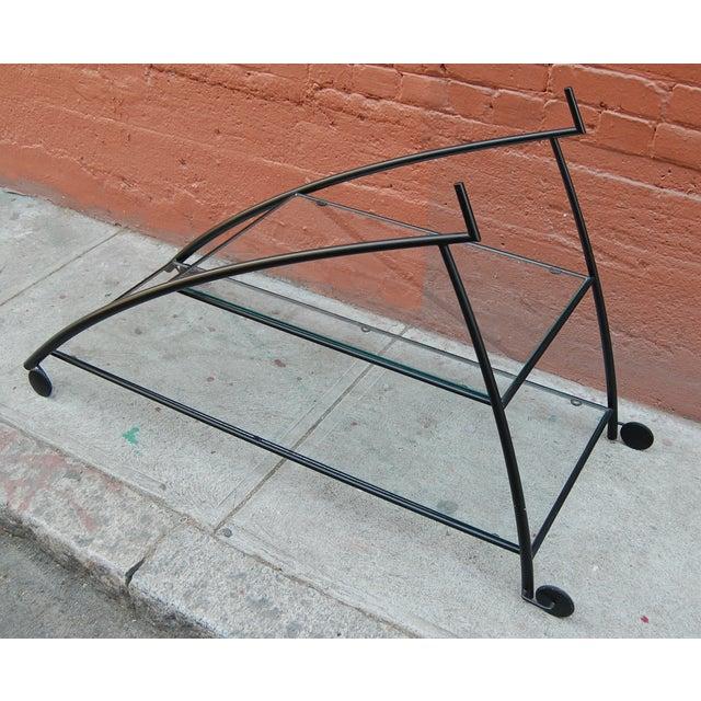 Modernist Bar Cart - Image 7 of 9