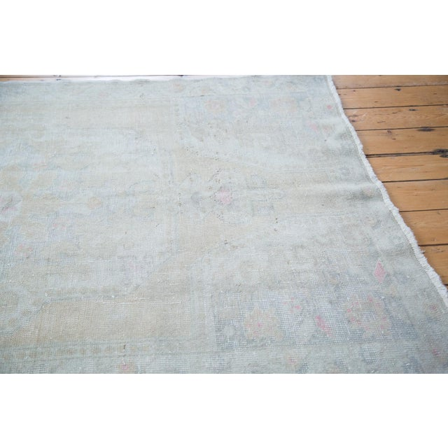 "Distressed Oushak Rug - 4'4"" X 7'1"" - Image 6 of 10"