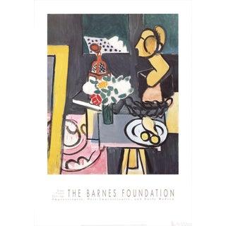 Henri Matisse 'Nature Morte Aux Coloquintes' Poster