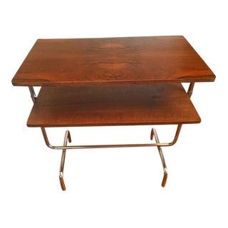 Vintage Bauhaus Side Table