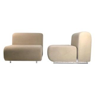 Suzanne Lounge Chairs by Kuzuhide Takahama