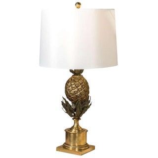 Maison Charles Bronze Lamp